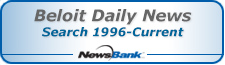 Beloit Daily News logo and link