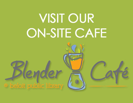 Blender Cafe Button