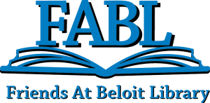FABL Friends At Beloit LIbrary Logo