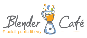 Blender Cafe Logo